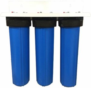 Big Blue Whole House Filter with Activated Alumina