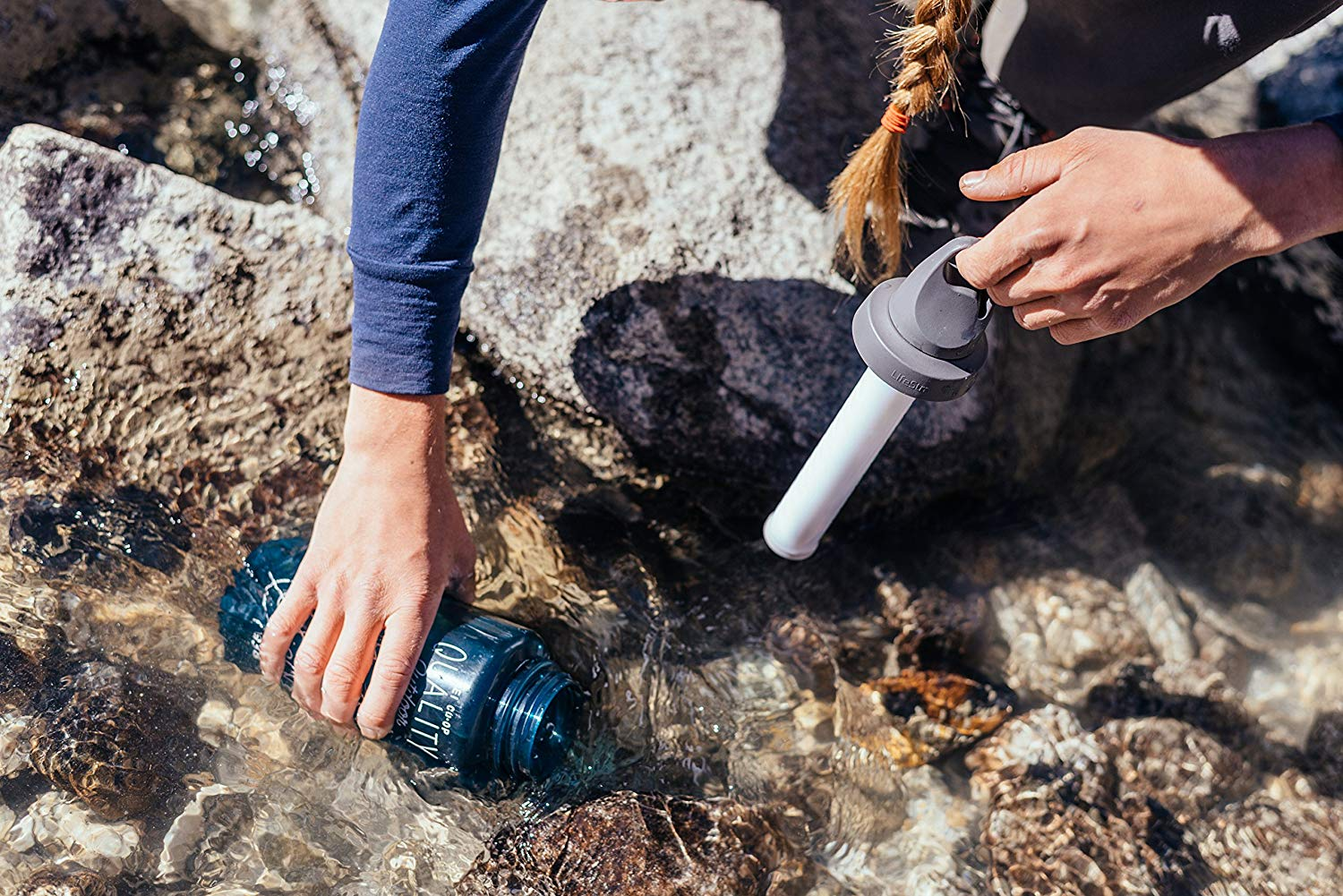 Life Straw Universal Filter
