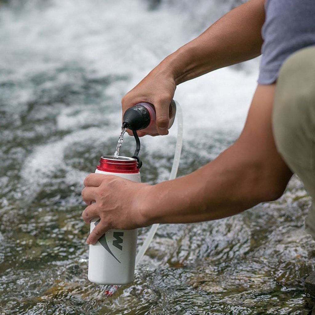 MSR Trailshot Water Filter