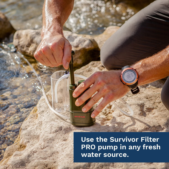 Survivor Filter PRO