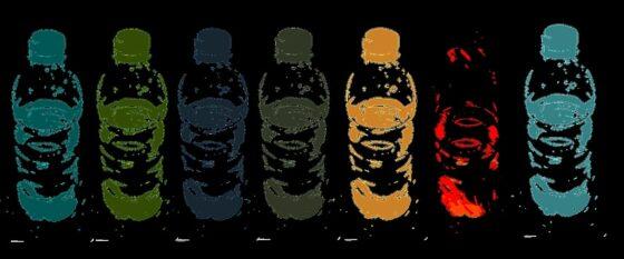water, bottle, bottles
