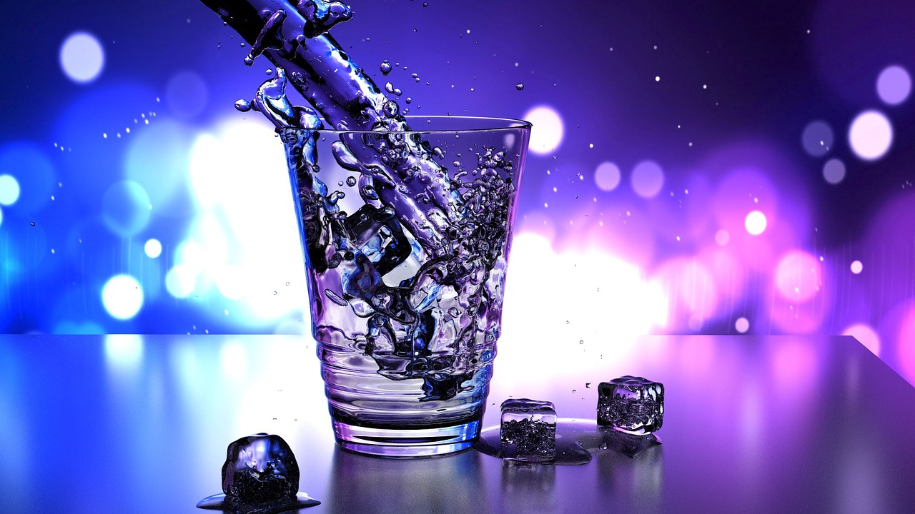 water, glass, ice-1632785