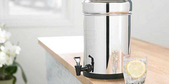 Review: Berkey Water Filter