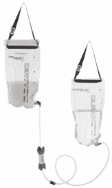 The platypus gravity water filter system
