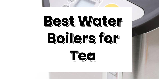 Best Water Boilers for Tea