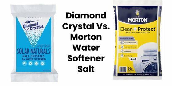 Diamond Crystal Vs Morton Water Softener Salt