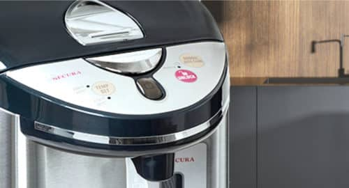 Secura WK63-M2 Electric Water Boiler and Warmer Review