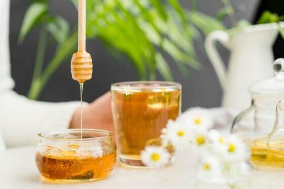 honey water benefits